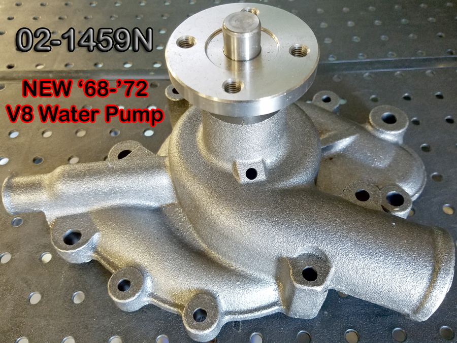 NEW WATER PUMP